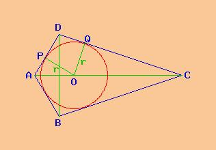 Geometry Problem Solver - the deltoid or kite