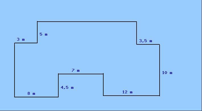 Il rettangolo risolutore di problemi di geometria for Costo per piede quadrato per inquadrare una casa