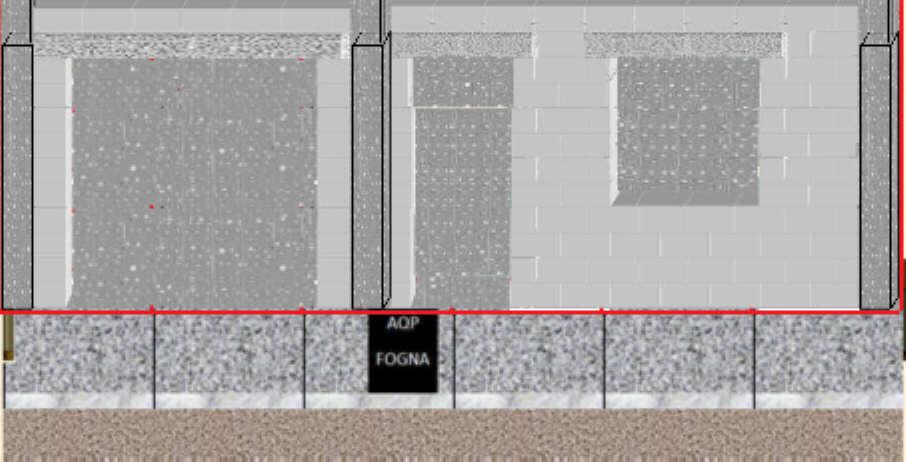 Getto del solaio piano terra di una casa virtuale for Costruisci una casa per 100k