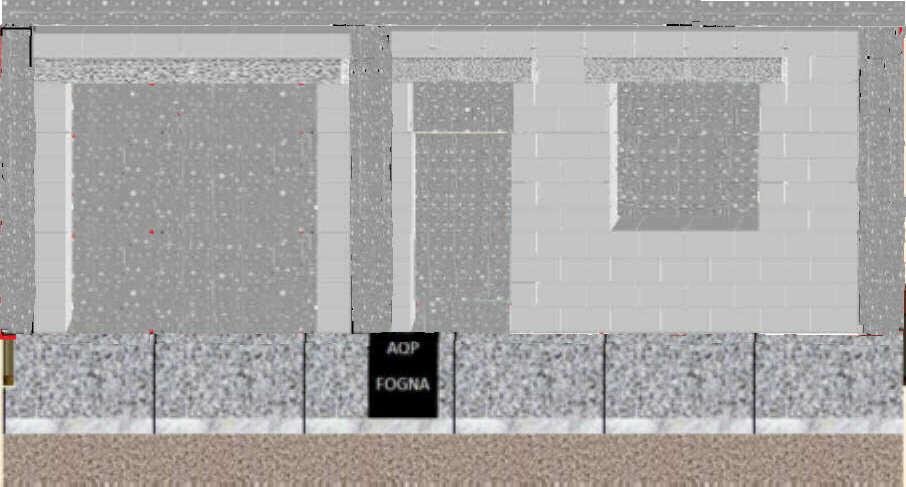 Muratura in fondazione di una casa virtuale for Costruire una casa virtuale online
